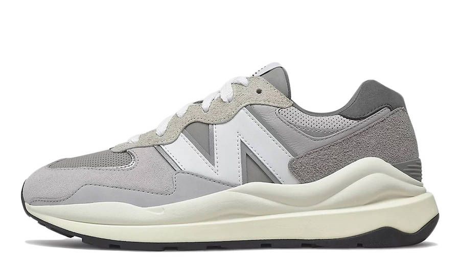 New Balance 5740 Grey White