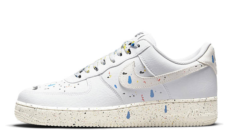 Nike Air Force 1 Low Splatter White CZ0339-100