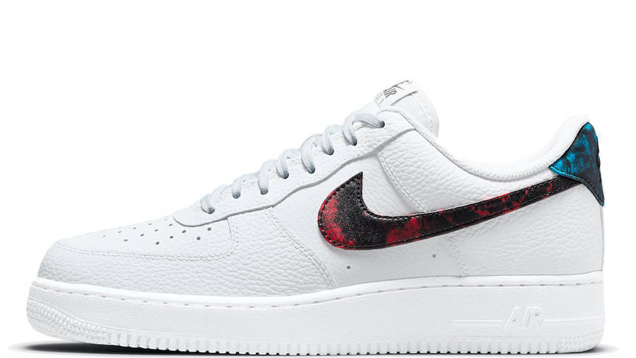 Nike Air Force 1 Low Tie Dye | Where To Buy | DJ6889-100 | The ...