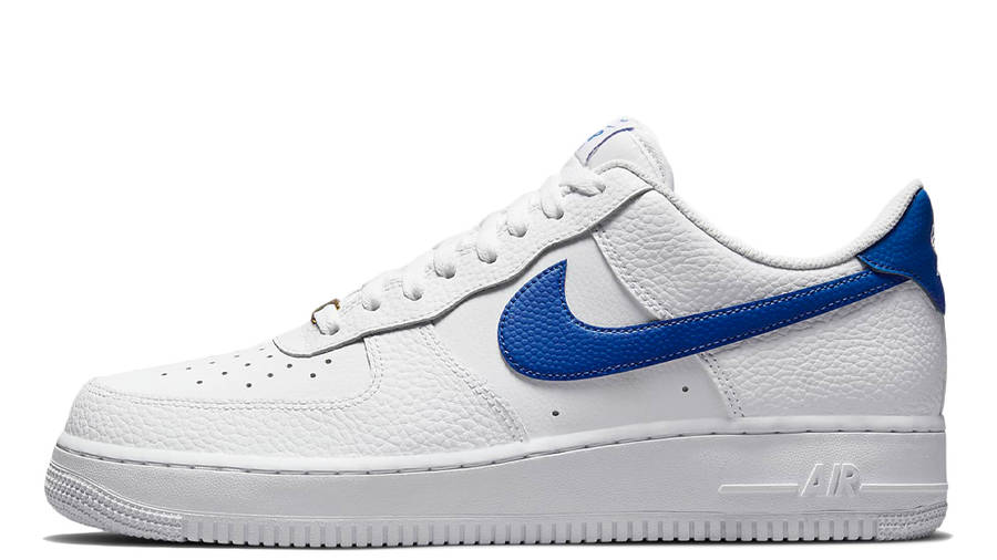 Nike Air Force 1 White Game Royal | Where To Buy | DM2845-100 ...