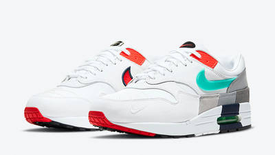 Nike Air Max 1 Evolution of Icons CW6541-100 front