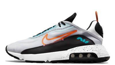 Nike Air Max 2090 White Black Aquamarine