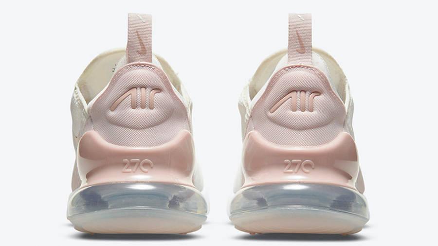 Nike Air Max 270 Sail Pink DM3053-100 back