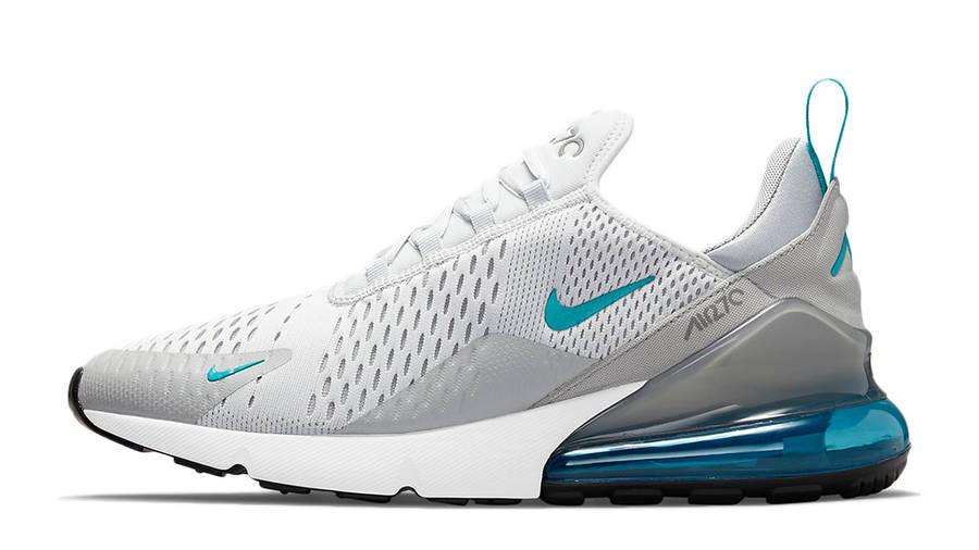 Nike Air Max 270 White Grey Blue