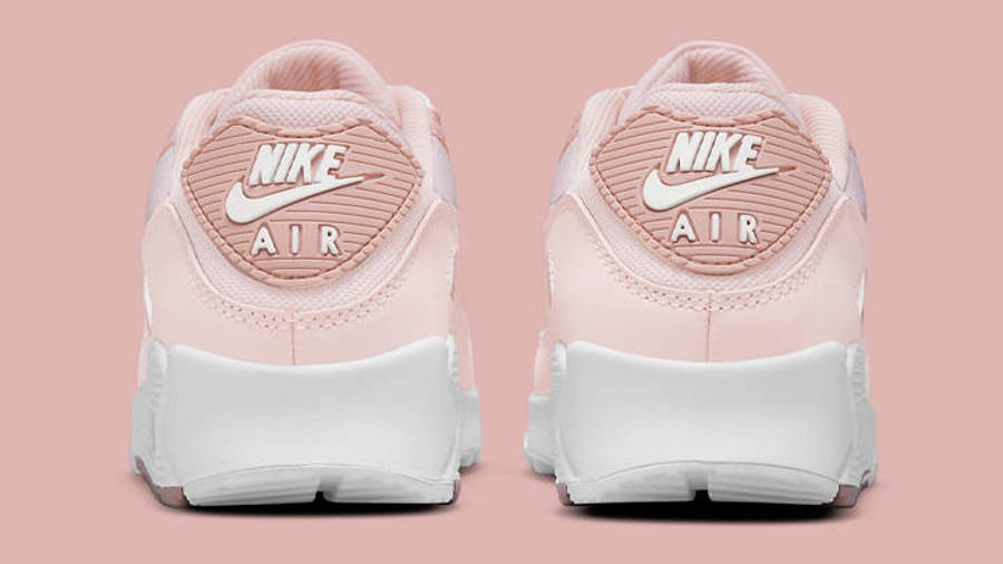 Nike Air Max 90 Barely Rose Pink Oxford Back