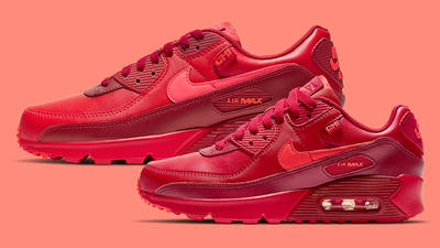 Nike Air Max 90 City Special Chicago side