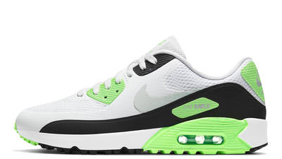 Nike Air Max 90 Golf White Flash Lime