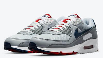 Nike Air Max 90 Grey USA Front