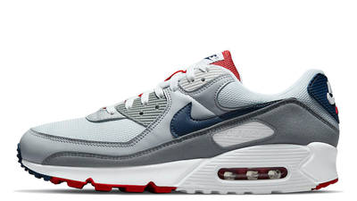 Nike Air Max 90 Grey USA