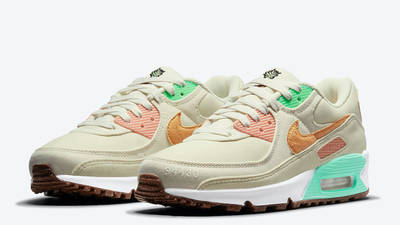 Nike Air Max 90 Happy Pineapple Front