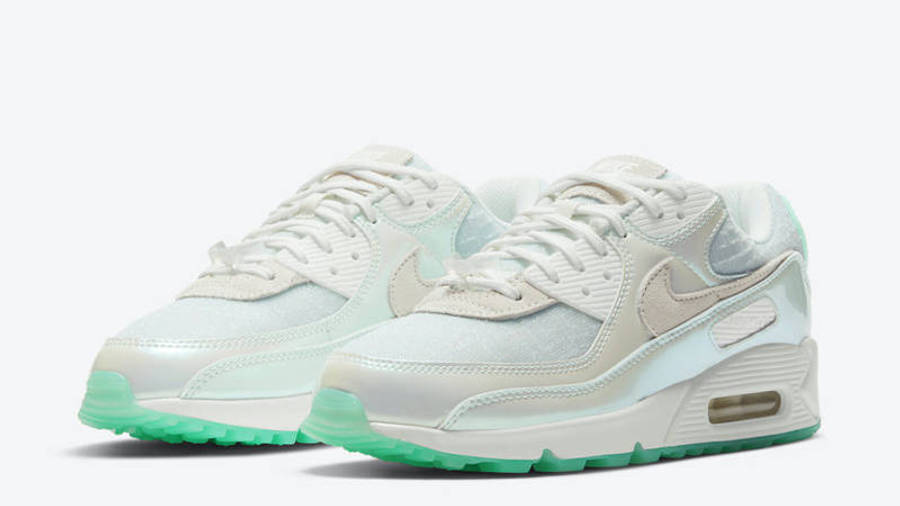 Nike Air Max 90 Light Violet Front