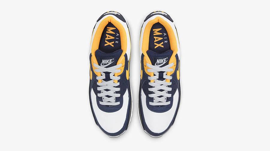 Nike Air Max 90 Michigan Navy Top