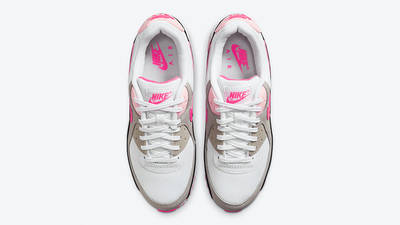 Nike Air Max 90 Pink Multi DM3051-100 middle