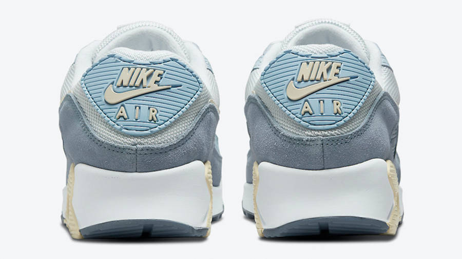 Nike Air Max 90 Premium Ashen Slate Back