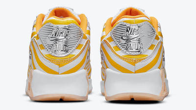 Nike Air Max 90 Swoosh Mart Fried Chicken Back