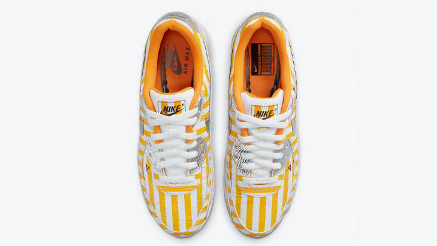 Nike Air Max 90 Swoosh Mart Fried Chicken Middle