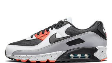 mens nike air max 90 trainers red