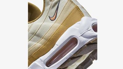Nike Air Max 95 Cork Back Detail