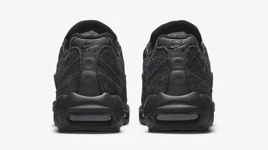 Nike Air Max 95 OG Black Iron Grey Back