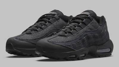 Nike Air Max 95 OG Black Iron Grey Side