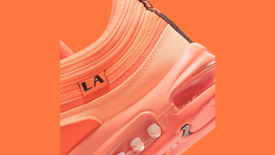 Nike Air Max 97 City Special LA back detail
