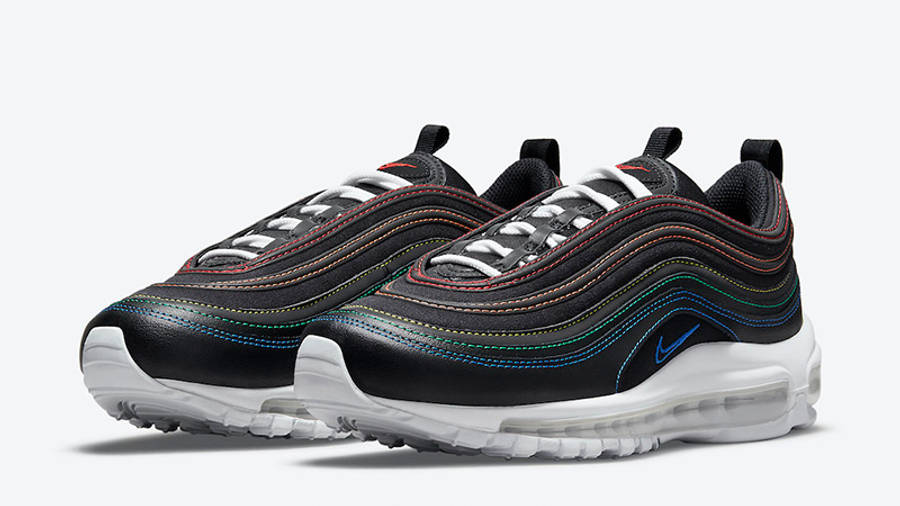 Nike Air Max 97 Multi Stitch DJ5999-001 front