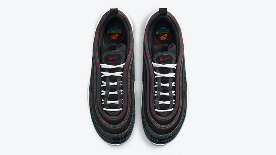 Nike Air Max 97 Multi Stitch DJ5999-001 middle