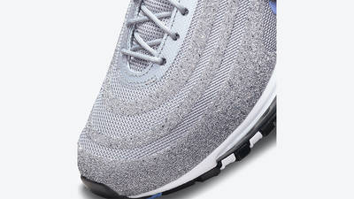 Nike Air Max 97 Swarovski Polar Blue Front Detail