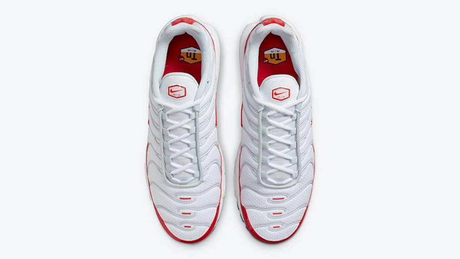 Nike TN Air Max Plus Air Max 1 Sport Red | Where To Buy | DM8332 ...