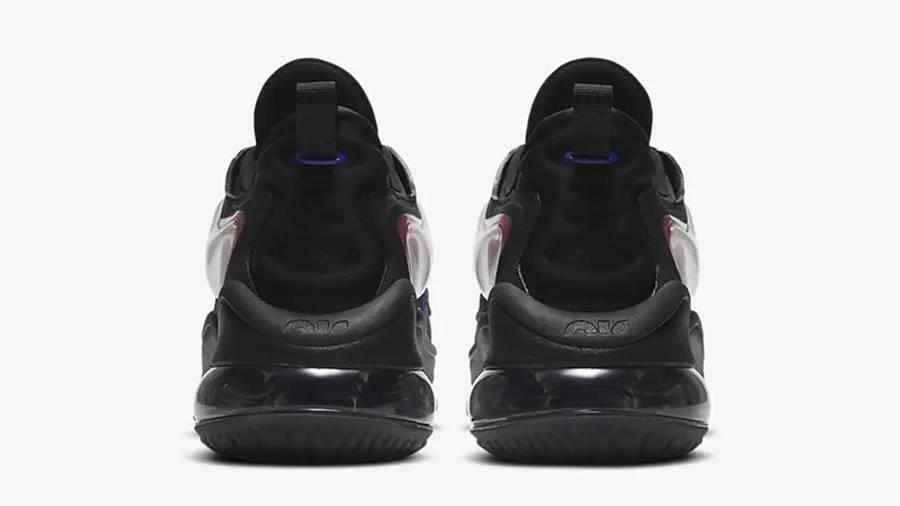 Nike Air Max Zephyr Black Raspberry Red Racing Blue Back