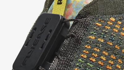 Nike Air VaporMax 2020 Newsprint Grey Closeup