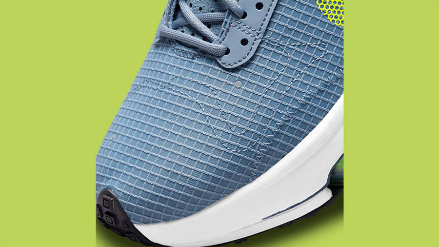 Nike Air Zoom Type Baby Blue Volt Front Detail