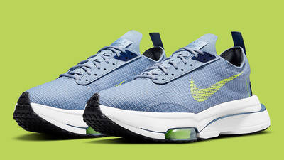 Nike Air Zoom Type Baby Blue Volt Side