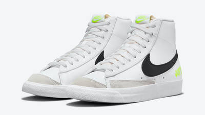 Nike Blazer Mid Just Do It Front