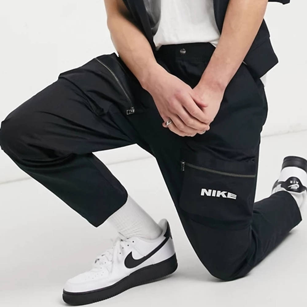 Nike City Made Pack Woven Cargo Joggers Front
