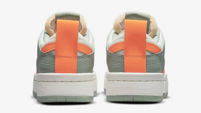 Nike Dunk Low Disrupt Sea Glass Crimson Back