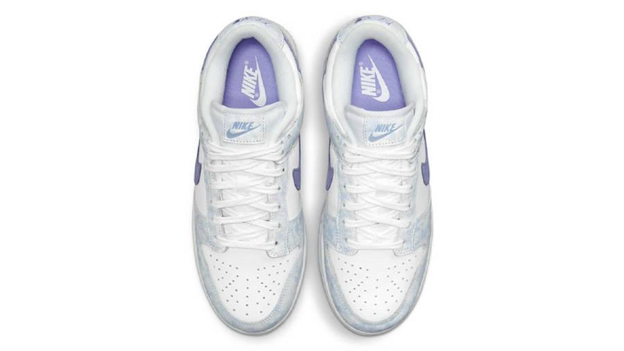 Nike Dunk Low Purple Pulse Middle