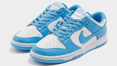 Nike Dunk Low UNC Blue DD1391-102 front