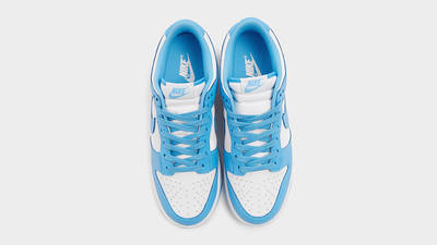Nike Dunk Low UNC Blue DD1391-102 middle