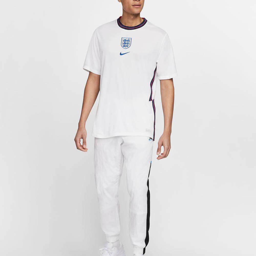 Nike England 2020 Stadium Home Football T-Shirt CD0697-100 Full