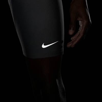 Nike Fast 12-Length Running Shorts CJ7851-084 In Dark