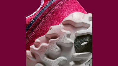 Nike Overbreak SP Dark Beetroot Back Detail
