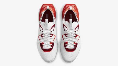 Nike React Vision Team Orange Red Middle