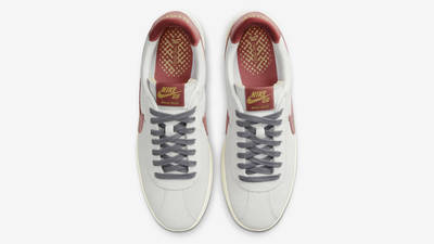 Nike SB Bruin React Team Red Middle