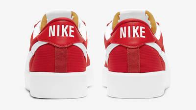 Nike SB Bruin React University Red Back