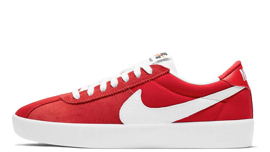 Nike SB Bruin React University Red