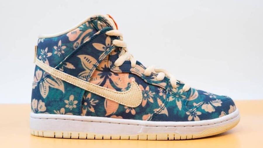 Nike SB Dunk High Hawaii First Look