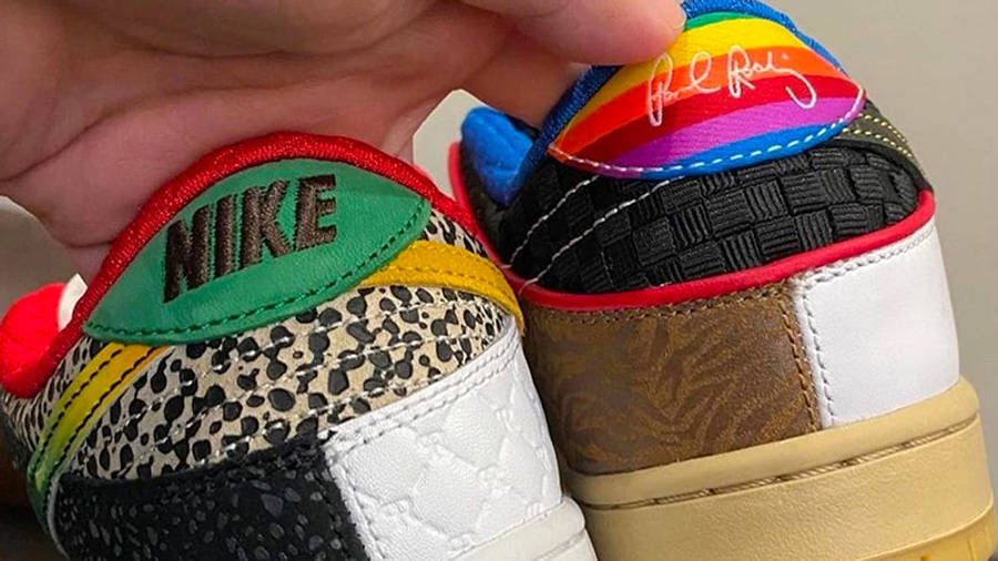 Nike SB Dunk Low What The P-Rod First Look Back