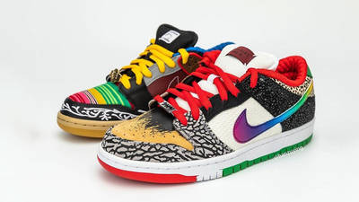 Nike SB Dunk Low What The P-Rod Front