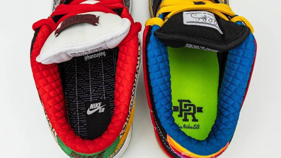 Nike SB Dunk Low What The P-Rod In Sole